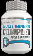 BioTech USA Multi Mineral Complex 100t