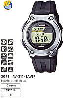Оригинальные Часы Casio W-211-1AVEF