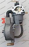Газовий редуктор для бензинового генератора, фото 3