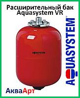 Расширительный бак Aquasystem VR 24 (красный)