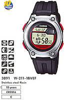 Оригинальные Часы Casio W-211-1BVEF