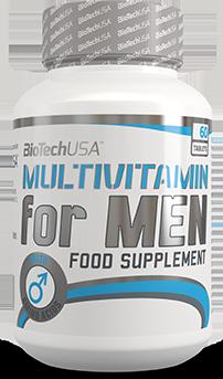 BioTech USA Multivitamin for Men 60t