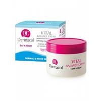 Dermacol Face Care Vital Balance Крем смягчающий восстанавливающий для нормальной и комбинированной кожи