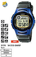 Оригинальные Часы Casio W-213-2AVEF