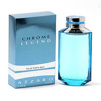 Мужская туалетная вода Azzaro Chrome Legend for Men Eu de Toilette (EDT) 125ml