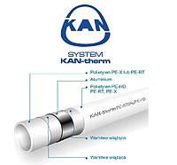Труба KAN-therm 16x2.0 PE-RT/Al/PE-HD (PE-RT/Al/PE-RT)