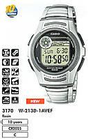 Оригинальные Часы Casio W-213D-1AVEF