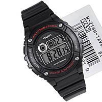 Оригинальные Часы Casio W-216H-1AVEF