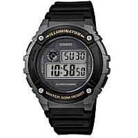 Оригинальные Часы Casio W-216H-1BVEF