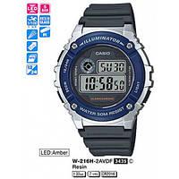 Оригинальные Часы Casio W-216H-2AVEF