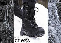 Армійські зимові шкіряні берци -Гроза