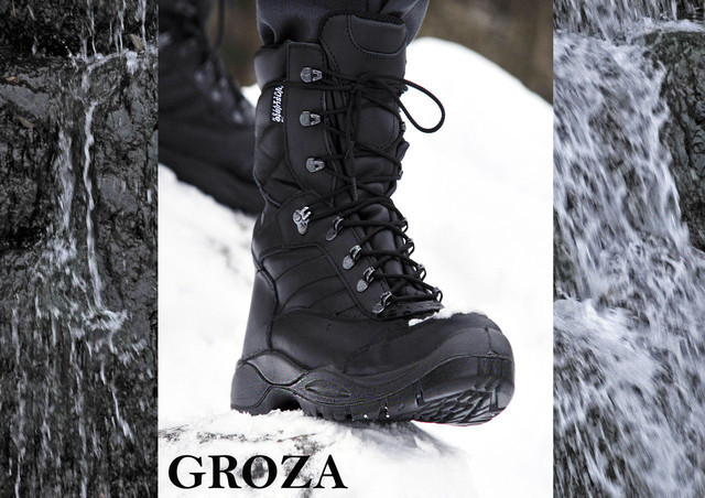 Армійські зимові шкіряні берци -Гроза  - Камала в Хмельницком