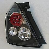 Suzuki Swift оптика задняя черная LED