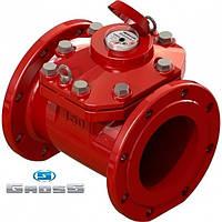 Счетчик Gross WPW-UA 150/300 Ду 150 на горячую воду турбинный