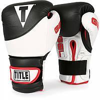 Боксёрские Перчатки TITLE GEL SUSPENSE TRAINING GLOVES