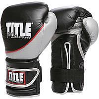 Боксёрские Перчатки TITLE PLATINUM PRIMETIME TRAINING GLOVES