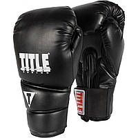 Боксёрские Перчатки TITLE CLASSIC REVOLUTION SYNTHETIC TRAINING GLOVES