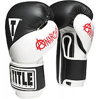 Боксёрские Перчатки TITLE INFUSED FOAM ANARCHY TRAINING GLOVES