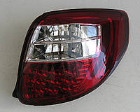 Suzuki SX-4 оптика задняя LED красно-белая