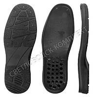 Подошва для обуви PU-7141, цв. чёрный 42