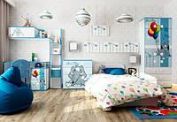 """Набор мебели для детской спальни """"Слоник"""""""