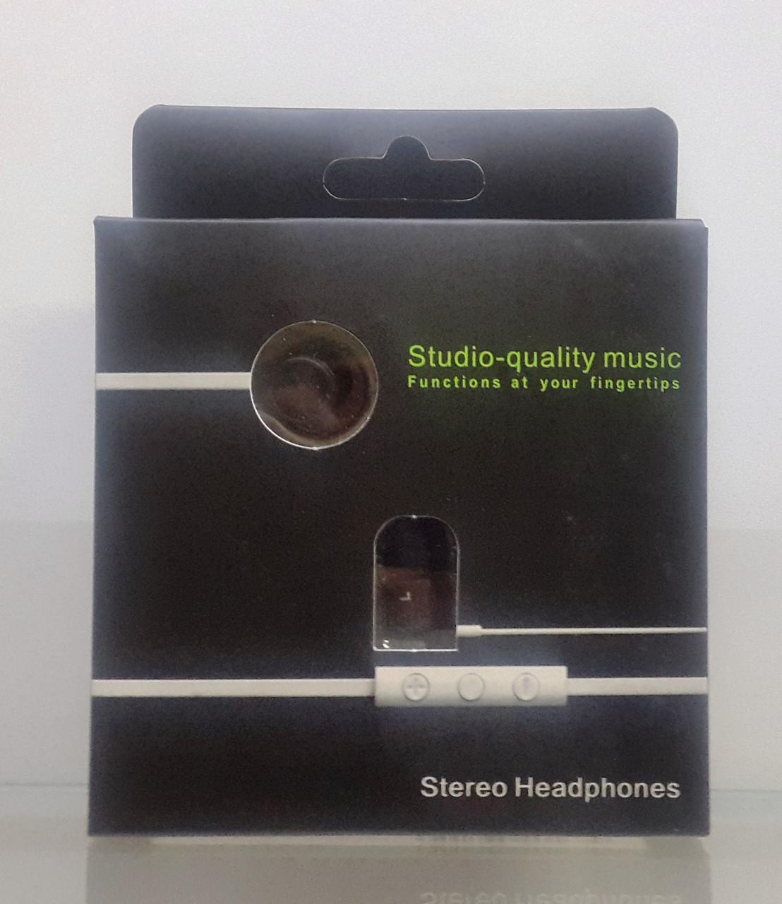 Распродажа Гарнитура HTC наушники с микрофоном