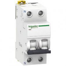 Автоматический выключатель IK60 2р 63А, С, 6кА Schneider Electric