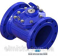 Счетчик Gross WPK-UA 200/350 Dn 200 на холодную воду турбинный