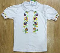 Вышиванка-блузка детская на девочку