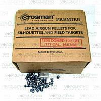 Пули Crosman Field Target Premier pellet 0,68 г 1250 шт/уп 177HB, фото 1
