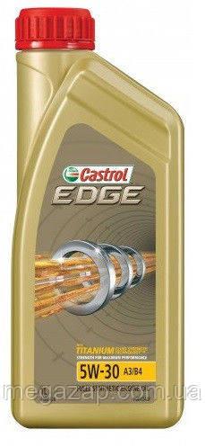 Масло моторное синтетическое Castrol EDGE  5W-30 1л.