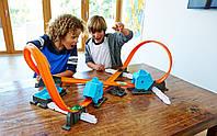 Тре хот вилс Усилитель мощности Hot Wheels Track Builder System Power Booster Kit, фото 1