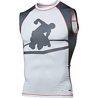 Компрессионная футболка без рукавов Title MMA ENDURANCE