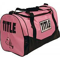 Сумка спортивная женская TITLE Individual Sport Bag