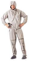 Рыбацкий костюм ОЗК, армейский костюм Л1, оригинал,водонепроницаемые, размер 40-42, тоары для рыбака, рыбалка