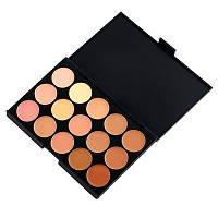 Профессиональная палитра корректоров для лица 15 цветов №2