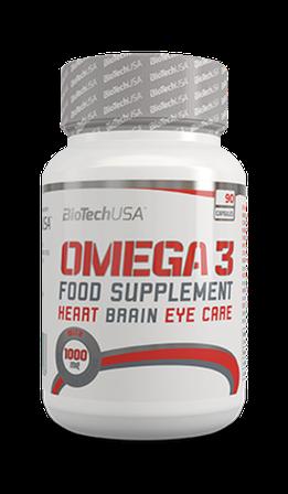 BioTech USA Omega 3 90caps