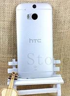 Чехол бампер для Htc One M8 белый