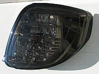 Suzuki SX-4 оптика задняя LED черная