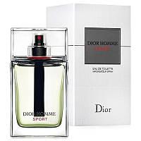 Туалетная вода Dior Homme Sport