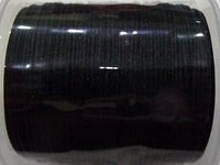 Капроновий шнур 1 мм чорний 20313