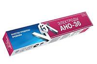 Сварочные электроды ВИСТЕК АНО-36 д.3,0 мм уп. 2,5 кг (BP58151)