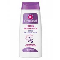 Dermacol Elixir Вода мицеллярная очищающая для снятия макияжа для лица, глаз и губ Micellar Lotion
