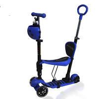 Самокат Ecoline ALFA синий