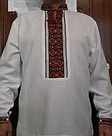 Взрослый нарядный костюм Украинская вышиванка - прокат Киев, Троещина