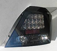 Chevrolet Aveo T200 оптика задняя LED
