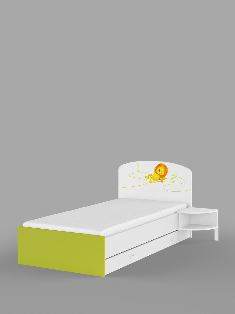 Кровать детская 90х200, Meblik (Польша)