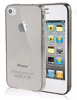 Чехол бампер для iphone 4 4S черный