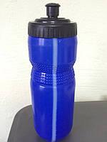Бутылка для воды спортивная пластиковая