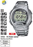 Оригинальные Часы Casio W-752D-1AVEF с шагомером
